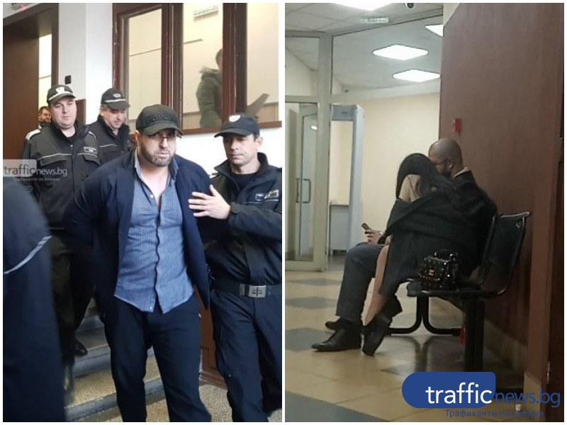 Скандалният Пеньо Мангъров - на свобода, даде