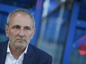 Българският футбол скърби за Никола Спасов