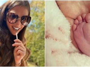Бориса Тютюнджиева стана майка на момиченце