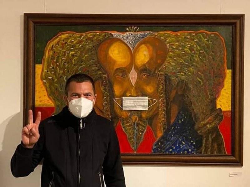 Топ художници рисуват за болни деца