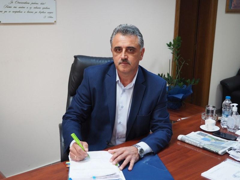 """Димитър Иванов: Най-големият ми успех е извоюваното доверие между мен и жителите на община """"Марица"""
