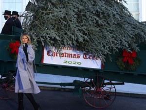 Последната Коледа на Мелания Тръмп в Белия дом