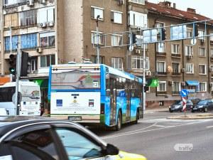 Превозвачите в Пловдив утре ще стачкуват символично, автобусите ще са по разписание
