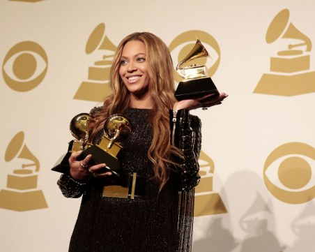 Бионсе получи 9 номинации за Грами