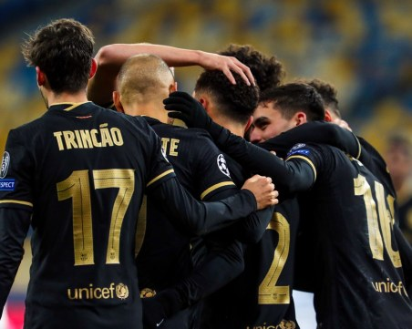 Четири отбора се класираха за елиминациите в Шампионската лига