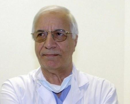 Сбогуваме се с проф. Чирков утре