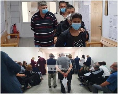 Съмнение за COVID-19 отложи процеса за източените 3 млн. лв. от НОИ в Пловдив