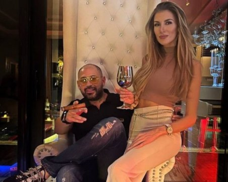 Ванко 1 купонясва с Мис България Тамара Георгиева