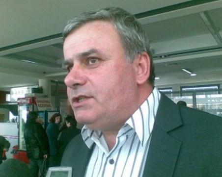 Веселин Дошков: Нерегламентираните превозвачи ни отнемат 50% от приходите