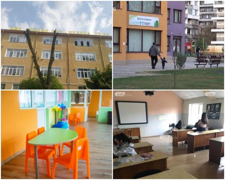 Родители от Пловдив гневни заради мерките, чудят се как ще работят и гледат децата едновременно