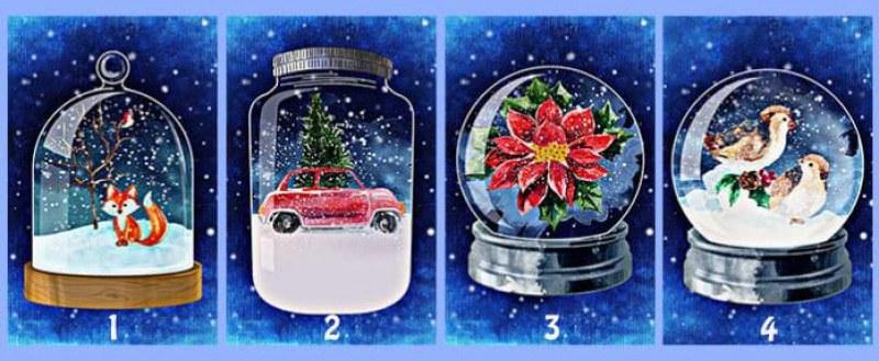 Тест: Изберете картинка и разберете какво ви очаква през декември