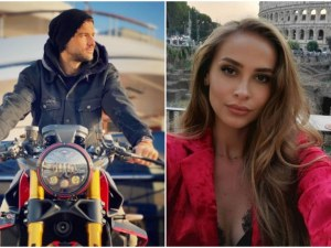 Григор Димитров разпуска в Монако в компанията на красивата рускиня Лолита