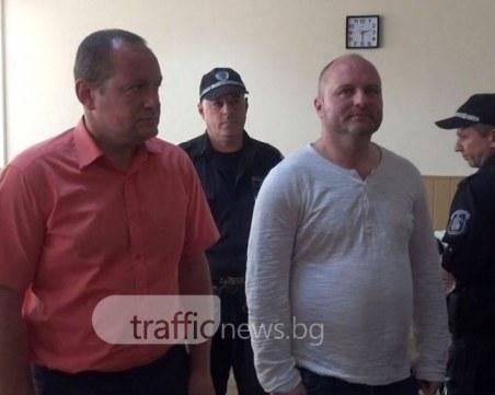 Наглост: Арестуваният шеф от Здравната каса в Пловдив иска да се върне на работа и 19 бона обезщетение