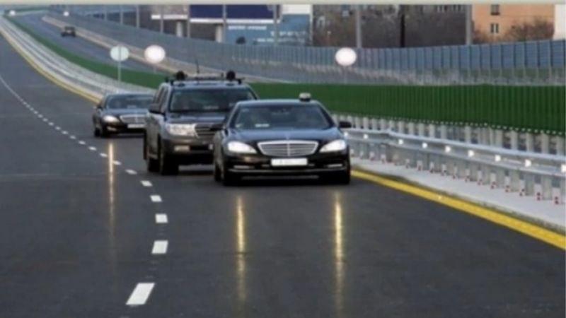 """Инцидент с автомобил на НСО на магистрала """"Тракия"""""""