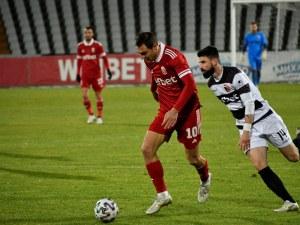 Димитър Илиев на второто място в класацията за футболист на октомври
