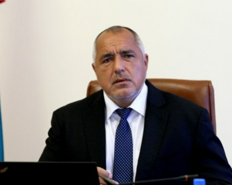 Борисов: Имаме 850 милиона лева да рехабилитираме напоителните системи в страната