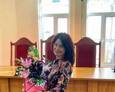 Официално: Съдия Мария Караджова встъпи в длъжност председател на Районен съд  – Асеновград