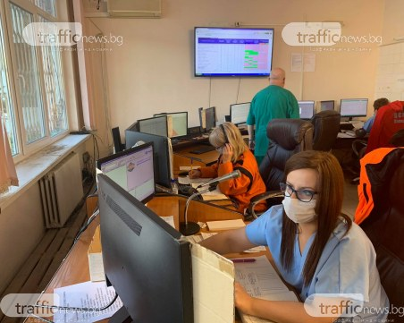 Търсят още доброволци медицински специалисти в Пловдив