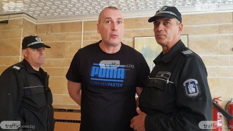 Апелативен съд реши: Доживотен затвор за Венцислав Караджов