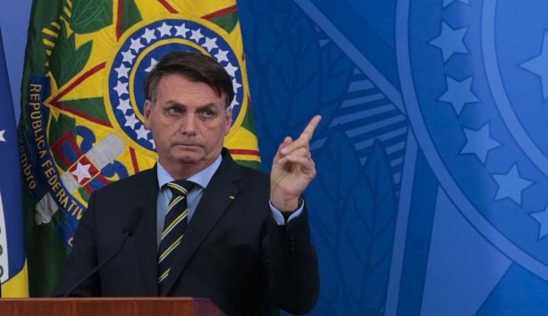 Бразилският президент: Няма да се ваксинирам срещу коронавирус