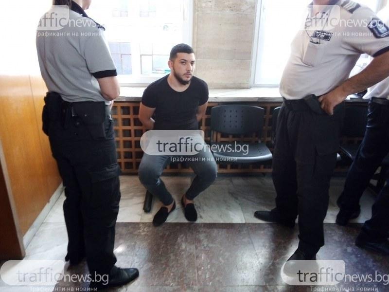 Пияният и друсан пловдивчанин, убил таксиметров шофьор на Адата, ще отговаря пред Темида