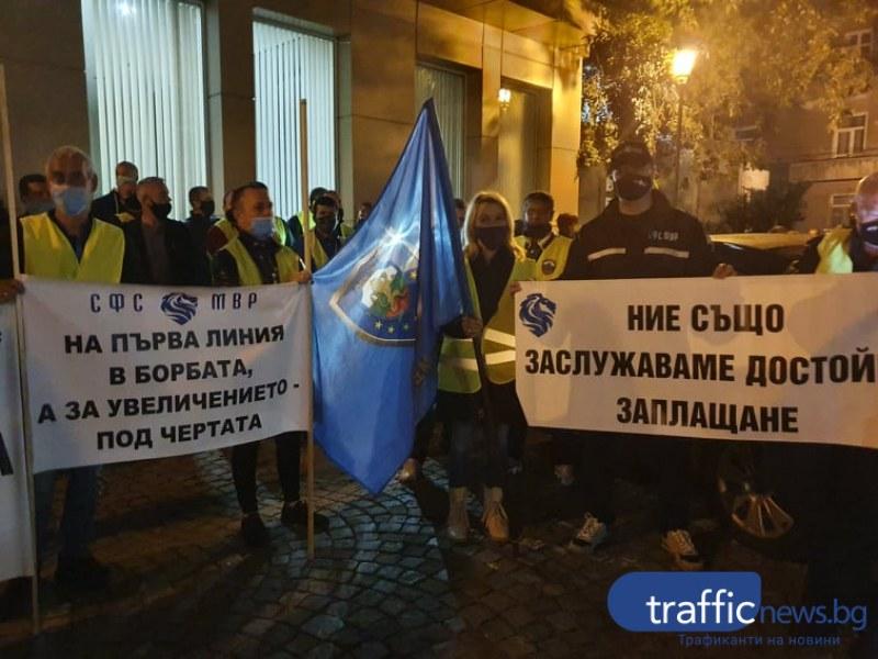Полицаите отново на протест в неделя – 15% увеличение на заплатите не е достатъчно