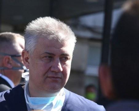 Проф. Балтов: Очакваме новозаразените да намалеят в следващите 10 дни