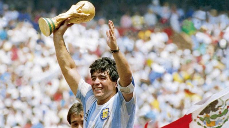 Марадона - много повече от футболист