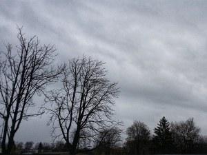Облачно в цялата страна, но без валежи до вечерта