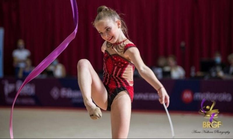 Злато за България на европейското по художествена гимнастика