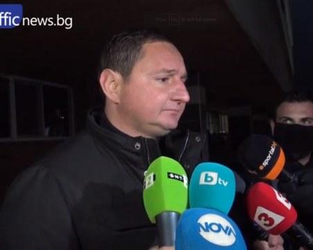 Асен Караславов казал на бултрасите, че от месеци няма кой да подпише оставката му