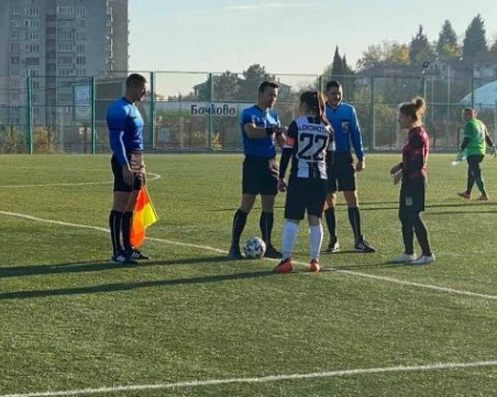 ЖФК Локомотив победи Берое като гост