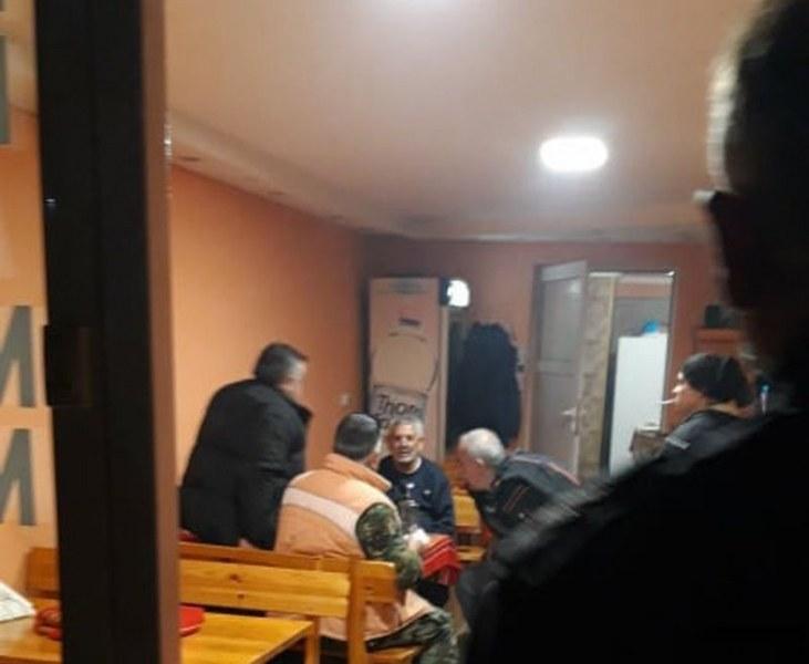 Кръчми работят в Столипиново, въпреки забраните – полиция и РЗИ ги запечатаха