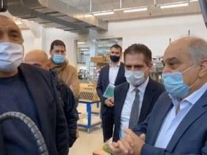 Бойко Борисов е в Пловдив, инспектира завод за роботи