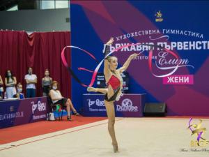 Боряна Калейн остана на крачка от медала, Катрин Тасева седма на Европейското в Киев