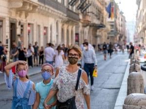 Над 72 000 нови случая в САЩ! Спад на заразените в Италия