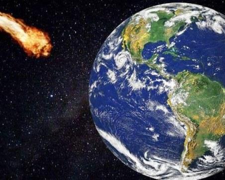 Астероид минава опасно близо до Земята