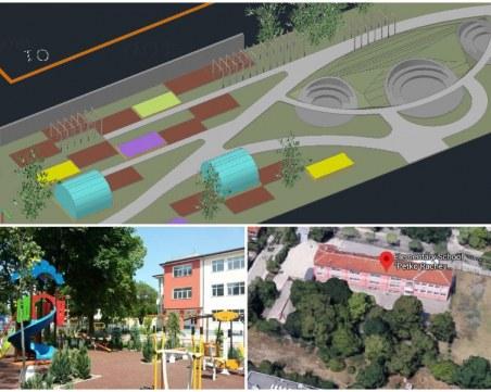 В Пловдив изграждат първата зелена класна стая без аналог в България