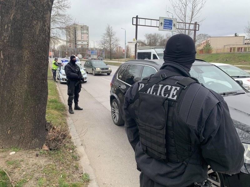Двама преспаха в ареста в Кючука заради наркотици