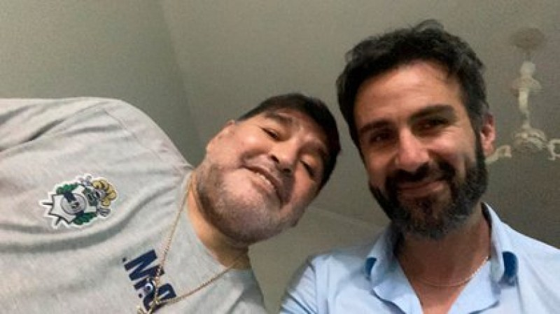 Личният лекар на Марадона: Не нося отговорност за смъртта му