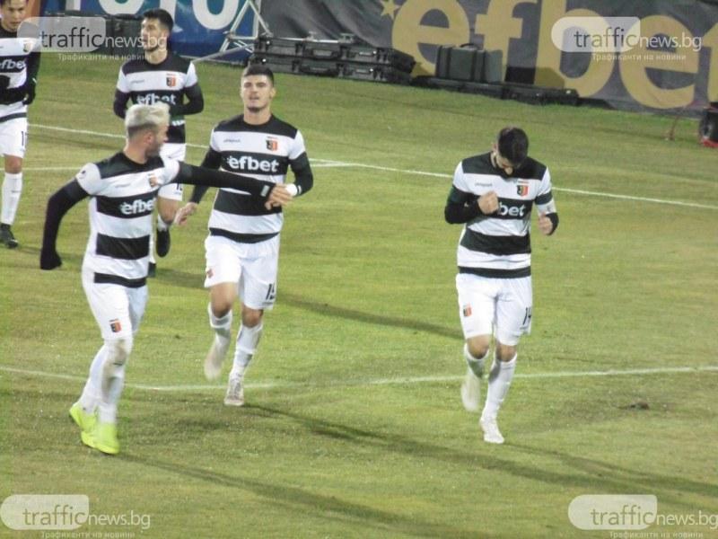 След историческата победа в дербито, Локо гостува на Левски