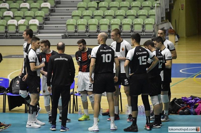 Волейболист на Локомотив ще играе в Турция