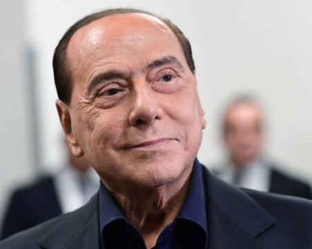 Берлускони в тежко състояние след прекарания COVID-19