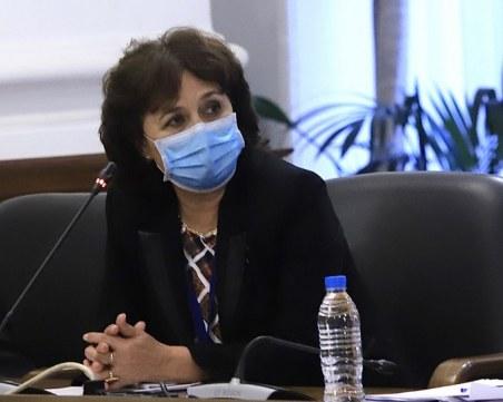 Новата шефка на РЗИ – София хвърли оставка – навършила пенсионна възраст