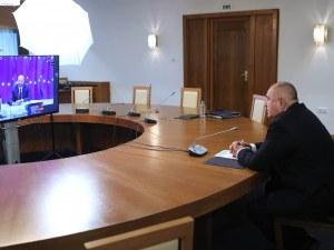 Борисов към Шарл Мишел: Всички трябва да имат достъп до лекарства и ваксини