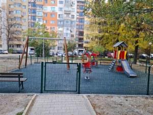 """Нова детска площадка и игрище за петанк в район """"Източен"""