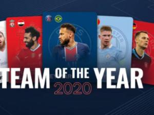 Стартира гласуването за Отбор на годината на УЕФА