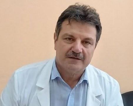 Д-р Симидчиев: Бих искал да се ваксинирам веднага