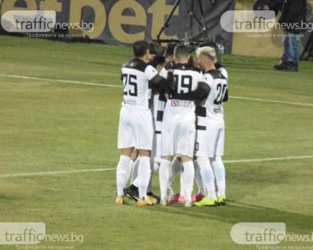 Локо излиза срещу Левски със състава от дербито