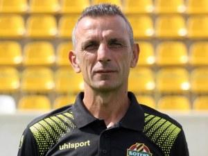 Петър Пенчев: Точката е успех